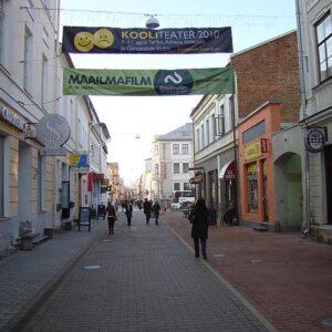 На улицах Тарту. Фото: wikipedia.org.