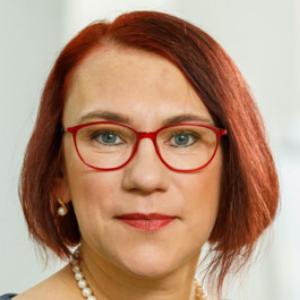Руководитель отдела гражданства и миграционной политики Министерства внутренних дел Рут Аннус. Автор: Частный архив